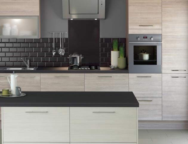 Кухня прямая «ИДА 3D»